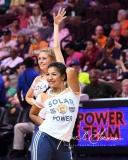 WNBA Connecticut Sun 89 vs. Indiana Fever 73 (77)