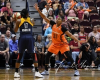 WNBA Connecticut Sun 89 vs. Indiana Fever 73 (78)