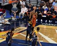 WNBA Connecticut Sun 89 vs. Indiana Fever 73 (8)