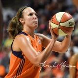 WNBA Connecticut Sun 89 vs. Indiana Fever 73 (86)