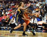 WNBA Connecticut Sun 89 vs. Indiana Fever 73 (88)