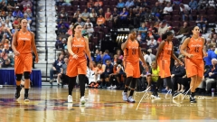 WNBA Connecticut Sun 89 vs. Indiana Fever 73 (89)