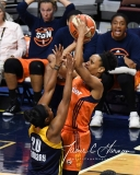 WNBA Connecticut Sun 89 vs. Indiana Fever 73 (9)