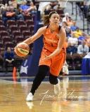 WNBA Connecticut Sun 89 vs. Indiana Fever 73 (92)