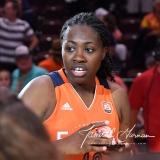 WNBA Connecticut Sun 89 vs. Indiana Fever 73 (94)