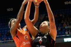 WNBA-Connecticut-Sun-89-vs.-Las-Vegas-Aces-85-88
