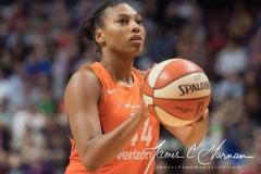 WNBA - Connecticut Sun 89 vs. Los Angeles Sparks 86 (100)