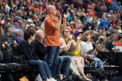 WNBA - Connecticut Sun 89 vs. Los Angeles Sparks 86 (102)