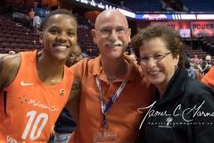 WNBA - Connecticut Sun 89 vs. Los Angeles Sparks 86 (106)