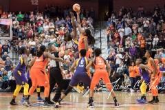 WNBA - Connecticut Sun 89 vs. Los Angeles Sparks 86 (15)