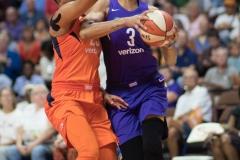 WNBA - Connecticut Sun 89 vs. Los Angeles Sparks 86 (16)