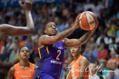 WNBA - Connecticut Sun 89 vs. Los Angeles Sparks 86 (20)
