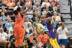 WNBA - Connecticut Sun 89 vs. Los Angeles Sparks 86 (21)