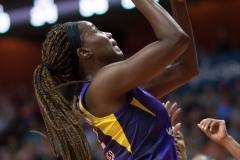 WNBA - Connecticut Sun 89 vs. Los Angeles Sparks 86 (22)
