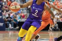 WNBA - Connecticut Sun 89 vs. Los Angeles Sparks 86 (25)