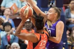 WNBA - Connecticut Sun 89 vs. Los Angeles Sparks 86 (26)