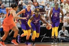 WNBA - Connecticut Sun 89 vs. Los Angeles Sparks 86 (27)