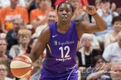 WNBA - Connecticut Sun 89 vs. Los Angeles Sparks 86 (29)