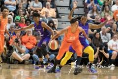 WNBA - Connecticut Sun 89 vs. Los Angeles Sparks 86 (30)