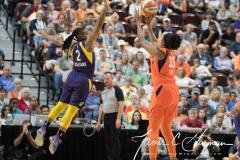 WNBA - Connecticut Sun 89 vs. Los Angeles Sparks 86 (31)