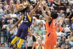 WNBA - Connecticut Sun 89 vs. Los Angeles Sparks 86 (32)