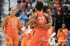 WNBA - Connecticut Sun 89 vs. Los Angeles Sparks 86 (33)