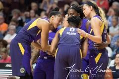WNBA - Connecticut Sun 89 vs. Los Angeles Sparks 86 (34)