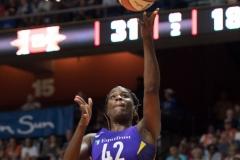 WNBA - Connecticut Sun 89 vs. Los Angeles Sparks 86 (39)