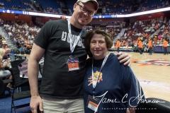 WNBA - Connecticut Sun 89 vs. Los Angeles Sparks 86 (4)