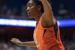 WNBA - Connecticut Sun 89 vs. Los Angeles Sparks 86 (40)