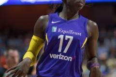 WNBA - Connecticut Sun 89 vs. Los Angeles Sparks 86 (41)