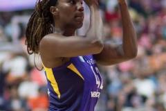 WNBA - Connecticut Sun 89 vs. Los Angeles Sparks 86 (43)