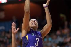 WNBA - Connecticut Sun 89 vs. Los Angeles Sparks 86 (46)