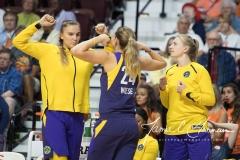WNBA - Connecticut Sun 89 vs. Los Angeles Sparks 86 (47)
