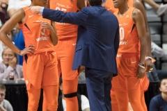 WNBA - Connecticut Sun 89 vs. Los Angeles Sparks 86 (52)