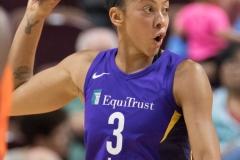 WNBA - Connecticut Sun 89 vs. Los Angeles Sparks 86 (56)