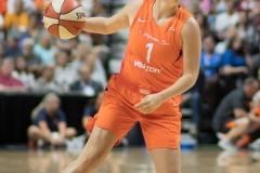 WNBA - Connecticut Sun 89 vs. Los Angeles Sparks 86 (63)