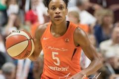 WNBA - Connecticut Sun 89 vs. Los Angeles Sparks 86 (65)