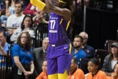WNBA - Connecticut Sun 89 vs. Los Angeles Sparks 86 (66)