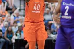 WNBA - Connecticut Sun 89 vs. Los Angeles Sparks 86 (68)