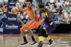 WNBA - Connecticut Sun 89 vs. Los Angeles Sparks 86 (69)