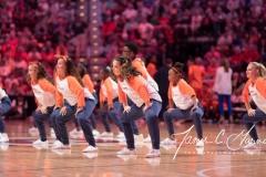 WNBA - Connecticut Sun 89 vs. Los Angeles Sparks 86 (73)