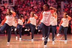 WNBA - Connecticut Sun 89 vs. Los Angeles Sparks 86 (76)