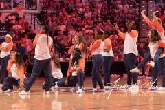 WNBA - Connecticut Sun 89 vs. Los Angeles Sparks 86 (78)