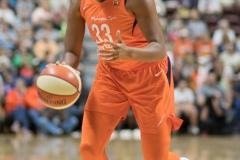 WNBA - Connecticut Sun 89 vs. Los Angeles Sparks 86 (81)