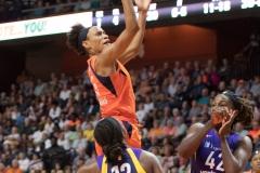 WNBA - Connecticut Sun 89 vs. Los Angeles Sparks 86 (85)