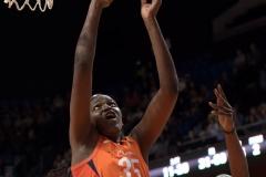 WNBA - Connecticut Sun 89 vs. Los Angeles Sparks 86 (91)