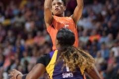WNBA - Connecticut Sun 89 vs. Los Angeles Sparks 86 (95)