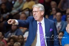 WNBA - Connecticut Sun 89 vs. Los Angeles Sparks 86 (98)