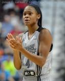 WNBA Connecticut Sun 89 vs San Antonio Stars 62 (18)